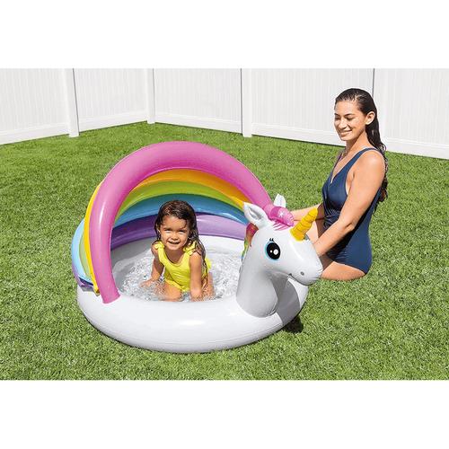 Intex 寶寶獨角獸泳池
