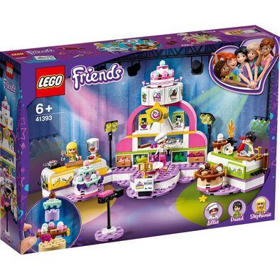 LEGO樂高好朋友系列 美少女烘焙廚房 41393