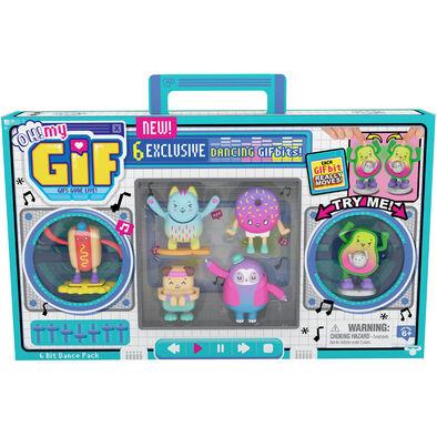 Oh! My Gif 6件跳舞盒裝-隨機發貨