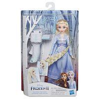 Disney Frozen迪士尼冰雪奇緣公主裝扮頭髮遊戲組