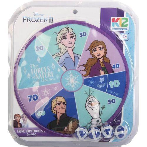 Disney Frozen迪士尼冰雪奇緣魔鬼氈安全標靶組