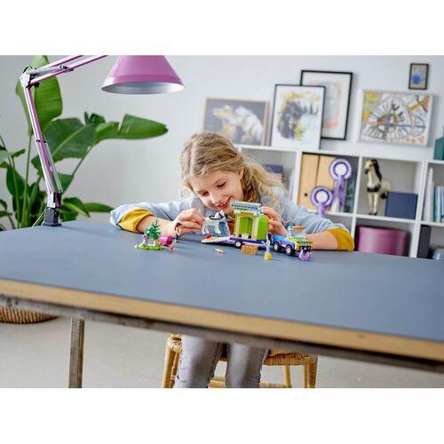 LEGO樂高好朋友系列 41371 米雅的馬兒運輸車 積木 玩具