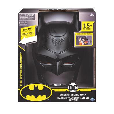 Batman蝙蝠俠-蝙蝠俠造型變聲頭盔