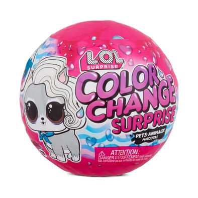 L.O.L. Surprise!驚喜寶貝 驚喜變彩寵物寶貝 - 隨機發貨