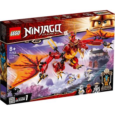 Lego樂高 71753 火龍攻擊