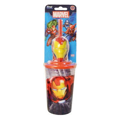 Marvel漫威音效吸管 - 隨機發貨