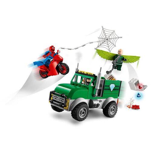 LEGO樂高漫威超級英雄系列 LEGO Marvel Vulture's Trucker Robbery 76147
