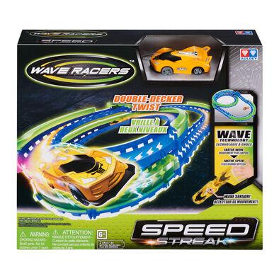 Alpha Wave Racer基本版雙層軌道組
