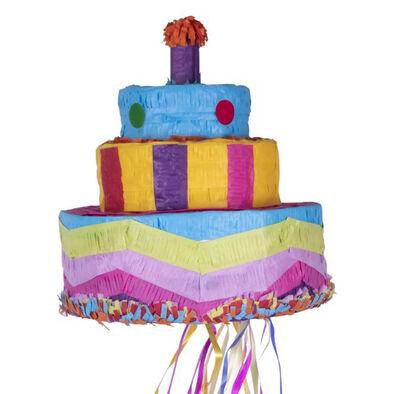 生日蛋糕造型 皮納塔