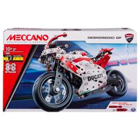 Meccano Ducati 重型機車組