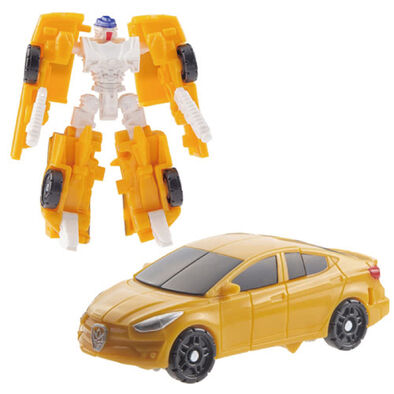 Hello Carbot衝鋒戰士 迷你衝鋒戰士 酷雷