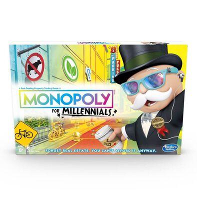 Monopoly地產大亨-千禧世代版