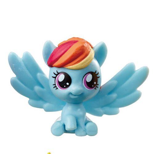 My Little Pony彩虹小馬1吋 嬰兒小馬組 - 隨機發貨