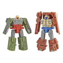 Transformers變形金剛世代系列塞伯坦之戰超武戰將系列