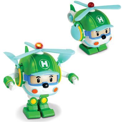 Robocar Poli波力救援小英雄 Led變形系列-赫利