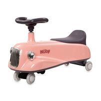NUBY兒童平衡扭扭車-粉