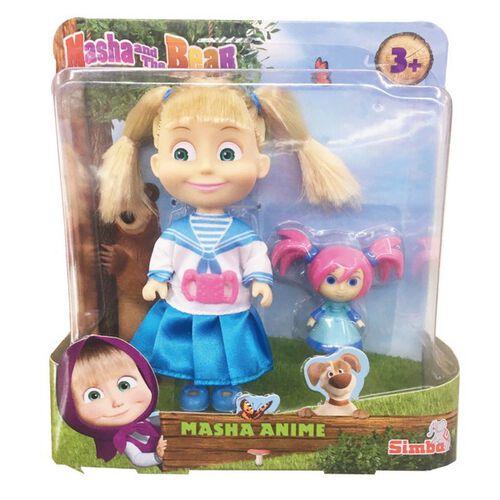 Masha And The Bear瑪莎與熊 瑪莎與娃娃