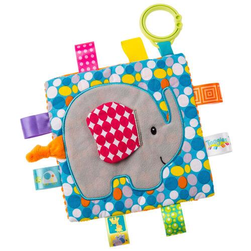 Taggies標籤動物安撫沙沙紙-大象