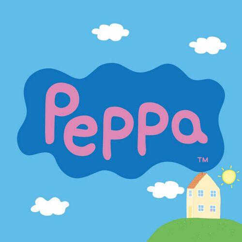 Peppa Pig粉紅豬小妹peppa Pig 佩佩豬冰箱廚房套裝組