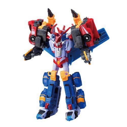 Tobot機器戰士 中型超級至尊戰神