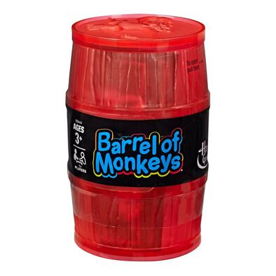 Hasbro Gaming孩之寶遊戲連環猴遊戲