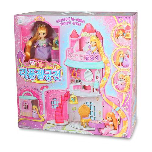 Mimi World 迷你mimi長髮公主城堡
