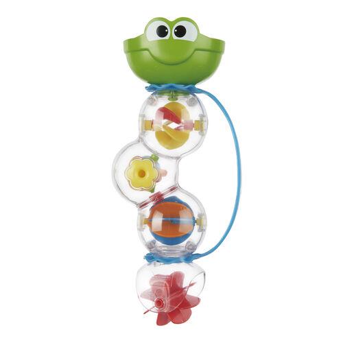 Top Tots天才萌寶 青蛙流水轉轉洗澡玩具