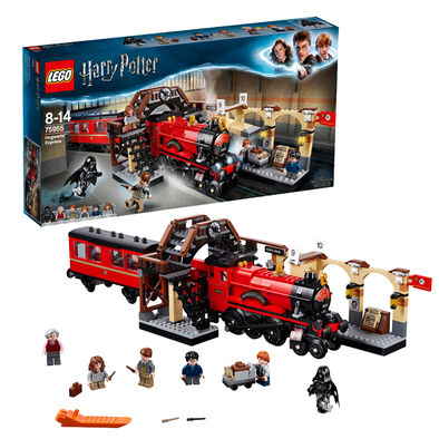 Lego樂高哈利波特系列75955 Hogwarts Express