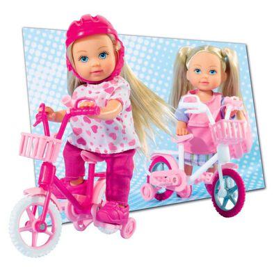 Steffi Love & Evi Love EVI與腳踏車 - 隨機發貨