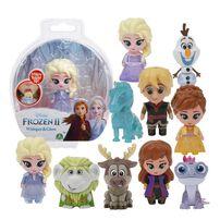 Disney Frozen迪士尼冰雪奇緣Frozen2-發光公仔 - 隨機發貨