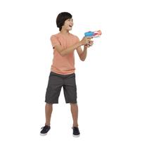 NERF超威水槍系列-輕巧食人魚