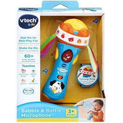 Vtech 寶寶學習麥克風