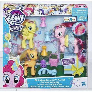 My Little Pony彩虹小馬生日小馬組