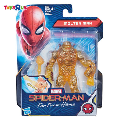 Marvel漫威蜘蛛人電影6吋 人物組 - 隨機發貨