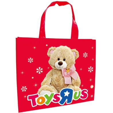 "Toys""R""Us玩具""反""斗城小熊環保袋"