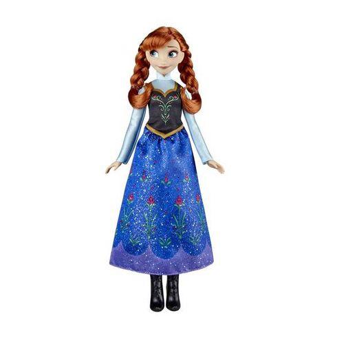 迪士尼Disney Frozen迪士尼冰雪奇緣安娜公主18