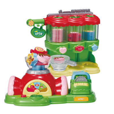 Kongsuni小荳娃娃 快樂數數糖果機
