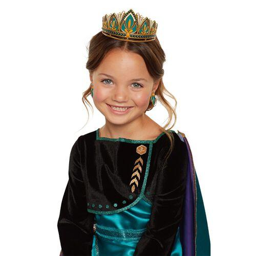 Disney Frozen迪士尼冰雪奇緣2安娜造型配件組