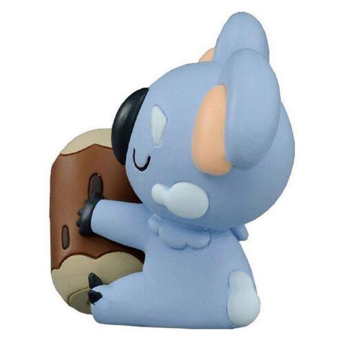 Pokemon寶可夢 Moncolle-Ex Pcc-25樹枕尾熊