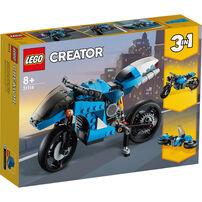 LEGO樂高 31114 超級摩托車
