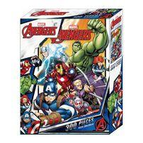 Marvel漫威復仇者聯盟300片盒裝拼圖
