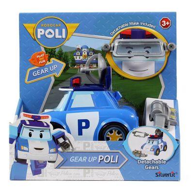 Robocar Poli波力救援小英雄 變裝任務 波力