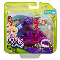 Polly Pocket口袋波莉 汽車系列 - 隨機發貨