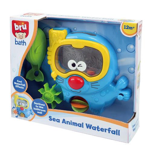 BRU Infant & Preschool 噴水遊戲洗澡玩具