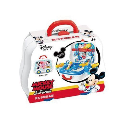 Disney迪士尼 米奇醫生隨身盒