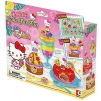 Hello Kitty凱蒂貓聖代甜品組