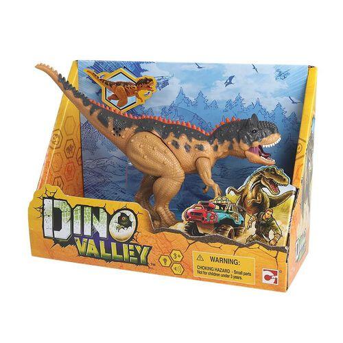 Dino Valley恐龍谷-聲光恐龍 - 隨機發貨