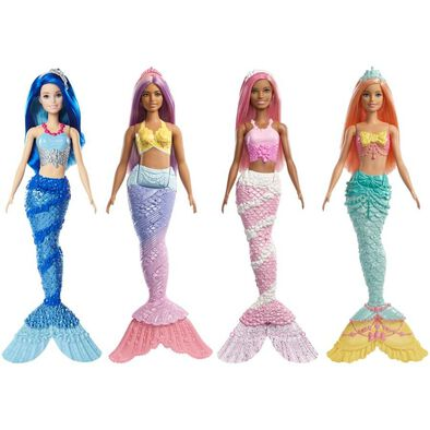 Barbie芭比夢托邦美人魚系列 - 隨機發貨