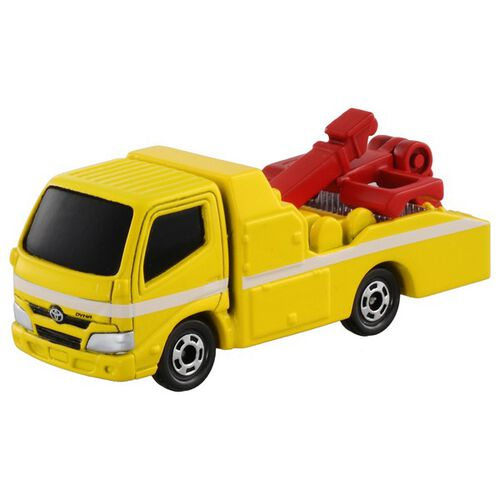 Tomica多美 No﹒5 Toyota Dyne Wrecker Truck
