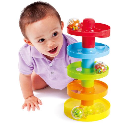 BRU Infant & Preschool 轉轉玩球趣